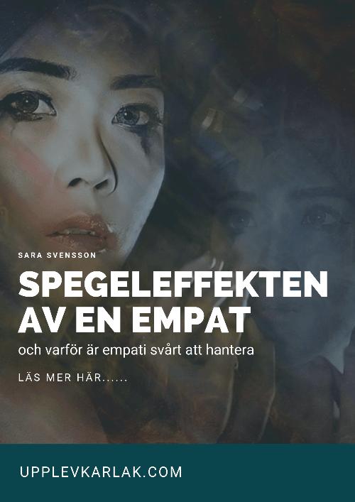 Spegeleffekten av en empat och empati