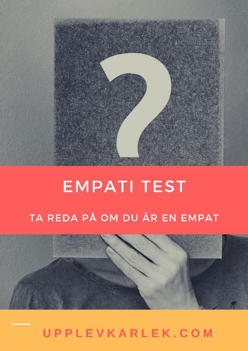 empati test