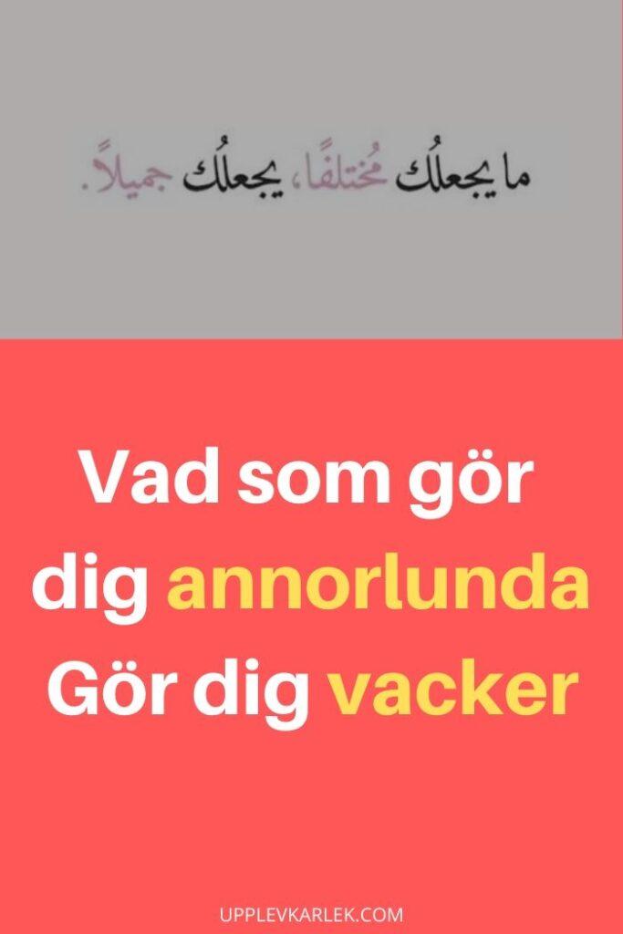 kärlek arabiska