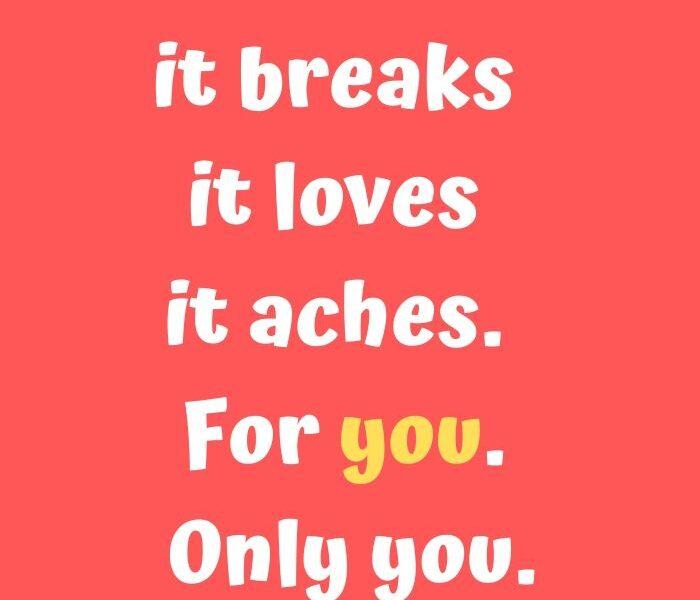 kärleks citat pojkvän engelska