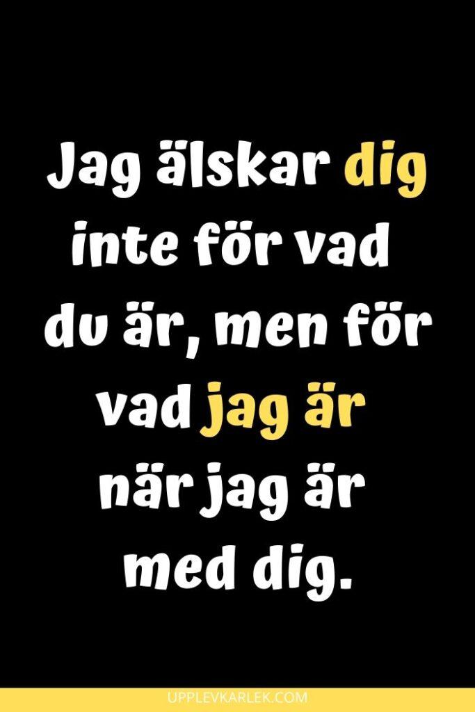 kärlekscitat till pojkvän svenska