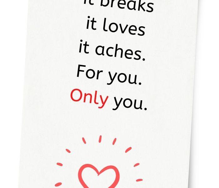 Citat om kärlek på engelska